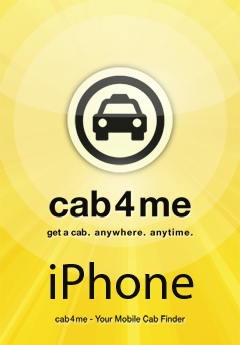 cab4me iPhone